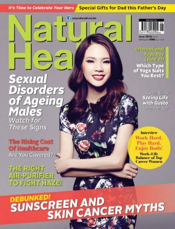 Natural Health June 2016