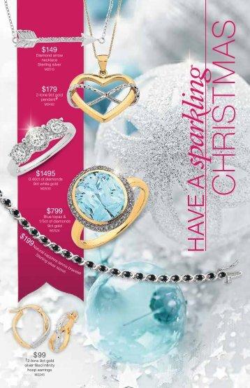 La Couronne Jewellery Christmas Catalogue