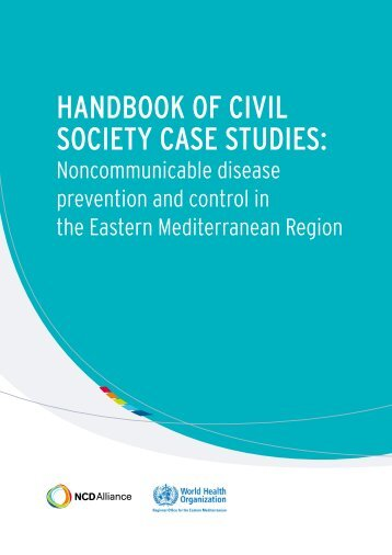 HANDBOOK OF CIVIL SOCIETY CASE STUDIES