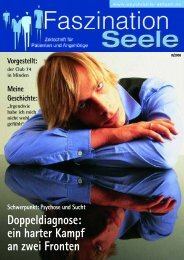 Faszination Seele 03/06 - Psychiatrie aktuell