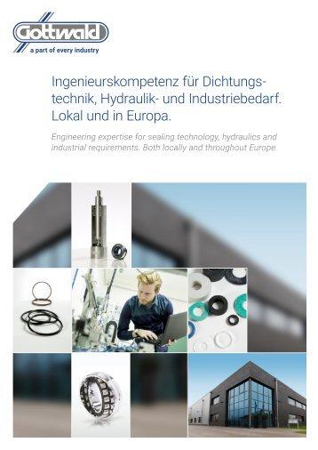 Imagebroschüre DE/EN Gottwald
