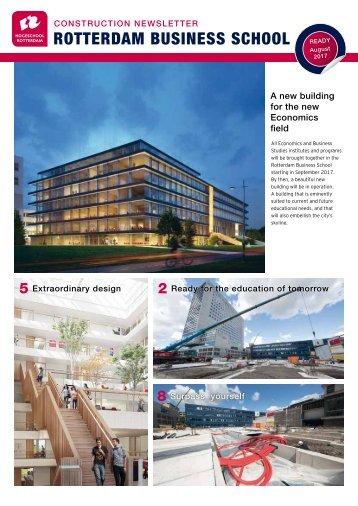 Construction Newsletter RBS