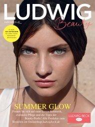 LUDWIG Beauty Frühjahr / Sommer 2015