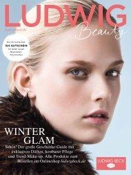 LUDWIG Beauty Herbst / Winter 2015