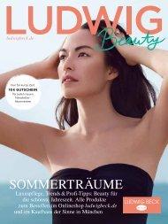 LUDWIG Beauty Frühjahr / Sommer 2016
