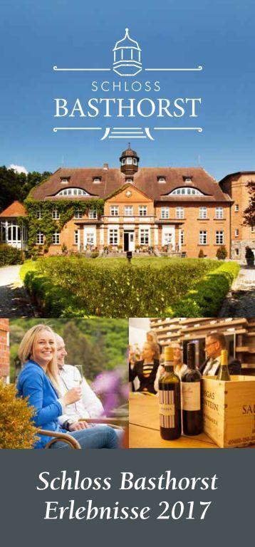 Schloss Basthorst Erlebnisse 2017