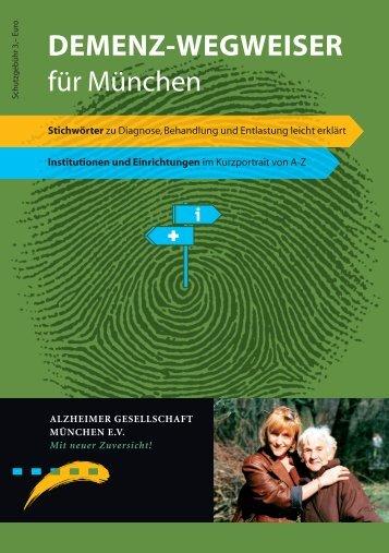 Demenz-Wegweiser München - BKK Landesverband Bayern