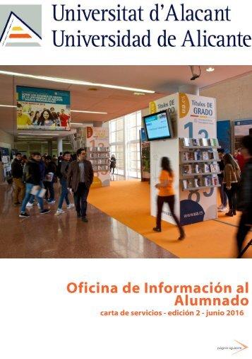 Oficina de Información al Alumnado
