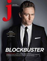 Jaguar Magazine BLOCKBUSTER – German