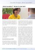 Gesundes Kinzigtal: Unser Angebot - Erstes Halbjahr (2017-1) - Page 5