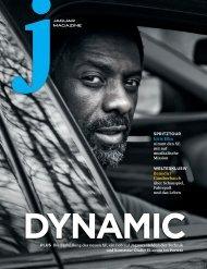 Jaguar Magazine DYNAMIC – German