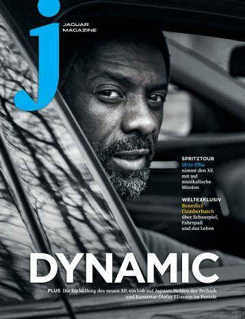 Jaguar Magazine DYNAMIC – German
