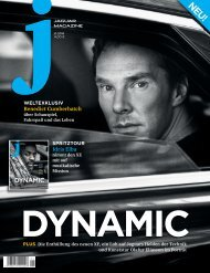 Jaguar Magazine DYNAMIC – German Retail
