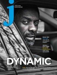 Jaguar Magazine DYNAMIC – English