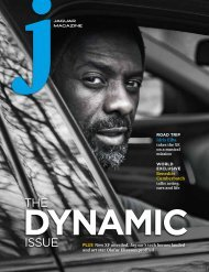 Jaguar Magazine DYNAMIC – English