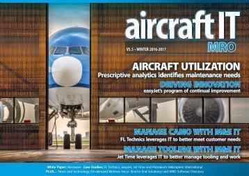 AIRCRAFT UTILIZATION