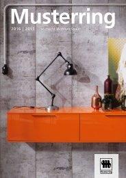 Musterring Wohnbuch 2016