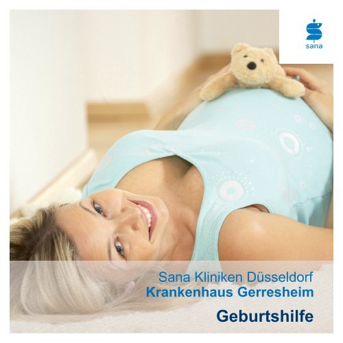 Geburtshilfe - Sana Krankenhaus Gerresheim
