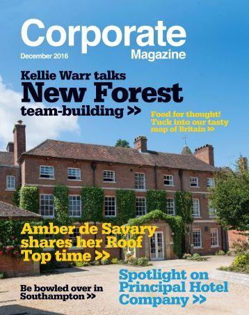 Corporate Magazine December 2016