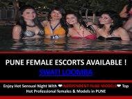 Swati Loomba Escorts Campaign Pune