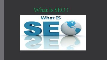 OVERVIEW OF CHEAP SEO SERVICES