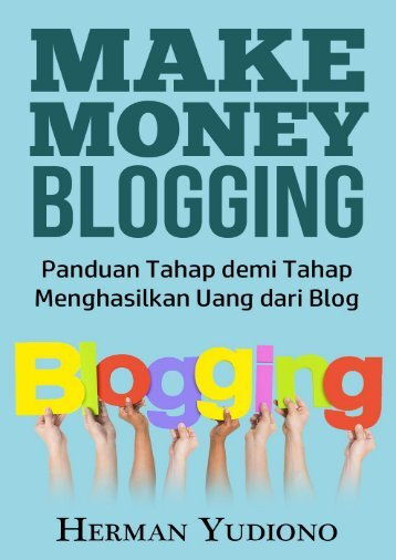 Ebook Make Money Blogging