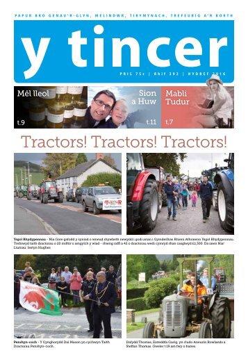 Tractors! Tractors! Tractors!