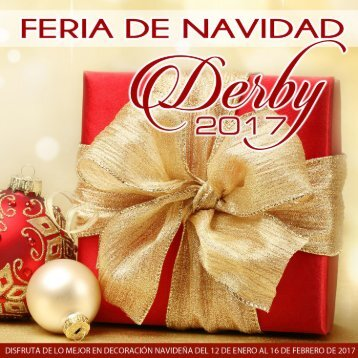 invitacion navidad 2017