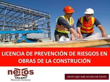 3. GESTIÓN TÉCNICA DE PREVENCIÓN DE RIESGOS LABORALES