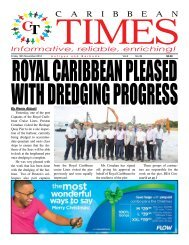 Caribbean Times 39th Issue - Friday 18th November 2016