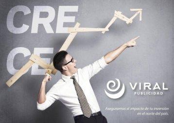 Viral Publicidad - Brochure Corporativo