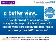 development_of_a_feasible_and_acceptable_psychological_therapy_for_people_with_personality_disorder_traits_in_primary_care_iapt_services__g_lamph_