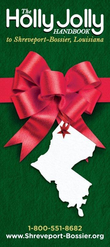 1-800-551-8682 www.Shreveport-Bossier.org