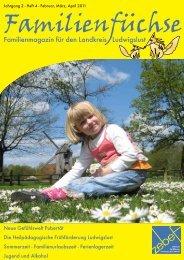 Ausgabe Herbst 2011 - Familienfüchse