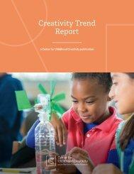 Creativity Trend Report