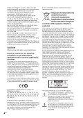 Sony SRS-X77 - SRS-X77 Istruzioni per l'uso Inglese - Page 2