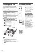 Sony SRS-X77 - SRS-X77 Istruzioni per l'uso Inglese - Page 4