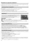 Philips Lecteur/enregistreur de DVD disque dur - Mode d'emploi - SWE - Page 6