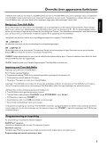 Philips Lecteur/enregistreur de DVD disque dur - Mode d'emploi - SWE - Page 7