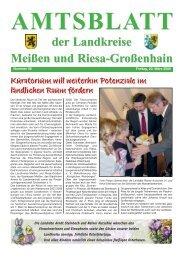 Meißen und Riesa-Großenhain der Landkreise ... - Landkreis Meißen