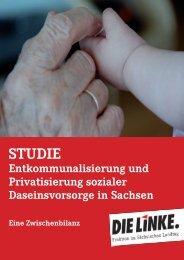 Studie Privatisierung Sachsen