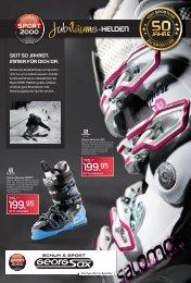 Sport 2000 50 Jahre Ski Sax