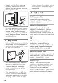 Philips TV LCD - Mode d'emploi - SLV - Page 7