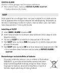 Philips Radio-réveil - Mode d'emploi - DAN - Page 7