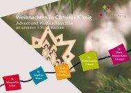 Weihnachten 2016 in Christus König2