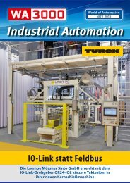 WA3000 Industrial Automation November 2016