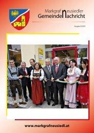 3/2010 - Gemeinde Markgrafneusiedl