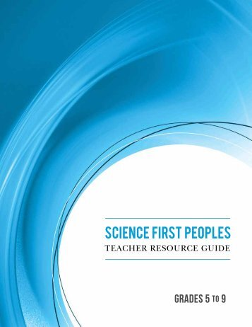 Science FIRST PEOPLES