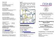 Neurologische Begutachtung Seminarteil II - Deutsche Gesellschaft ...