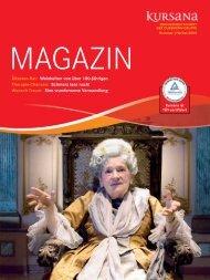 PDF Kursana Magazin 01/09 - Dussmann